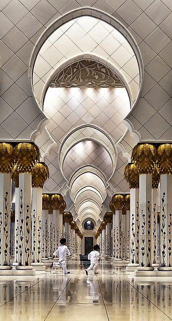 Zayed Grand Mosque, AbuDhabi   Incredible Pics