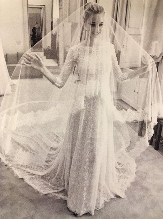 Beatrice Borromeo shares never-before-seen wedding photos