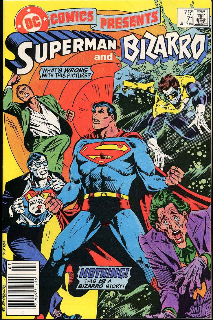 DC Comics Presents Issue #71 - Read DC Comics Presents Issue #71 comic online in high quality