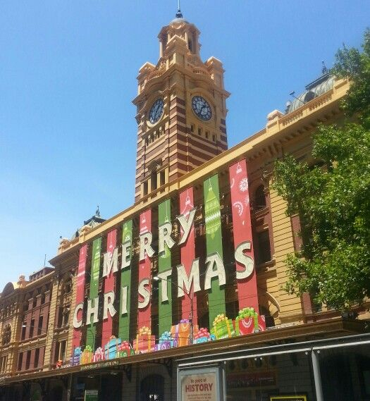 Have a very Melbourne Christmas!