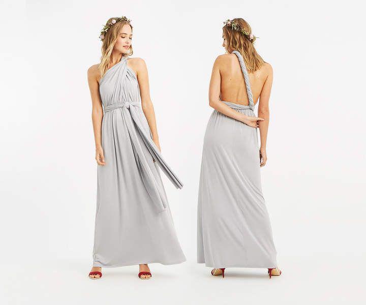 Oasis Annie Multiway Maxi Dress Maxi Dress Occasion Dresses Floral Maxi Dress