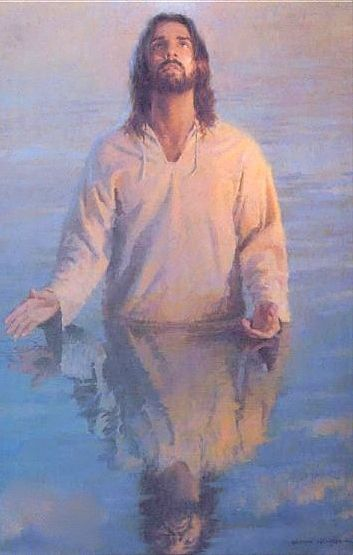 Be Born Again With Water and With The Spirit