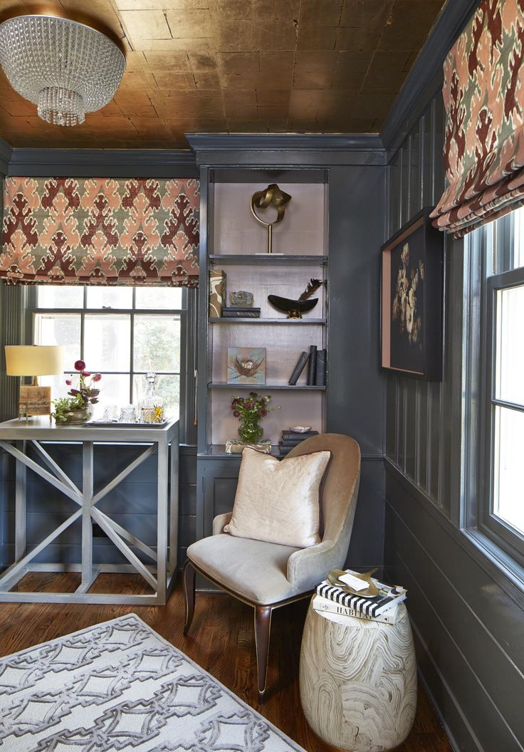 Window Treatments By Lulu Coco Interior Design Holmes Salter