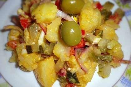 Salata orientala, Rețetă de Pelagie - Petitchef