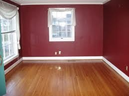 Burgundy In Living Room Love The White Molding I Think That This WILL Happen Our