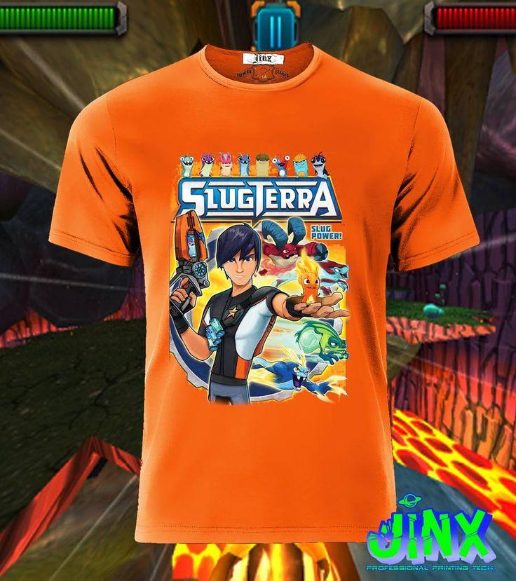 $159.00 Playera o Camiseta Bajo Terra Slugterra Edicion Especial