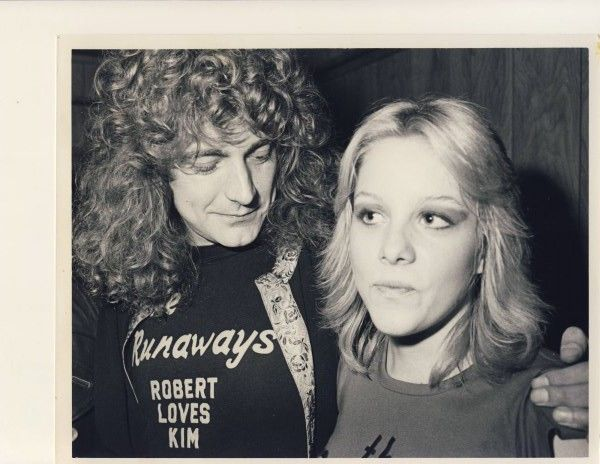 Cherie Currie on meeting Robert Plant - News - Led Zeppelin ...