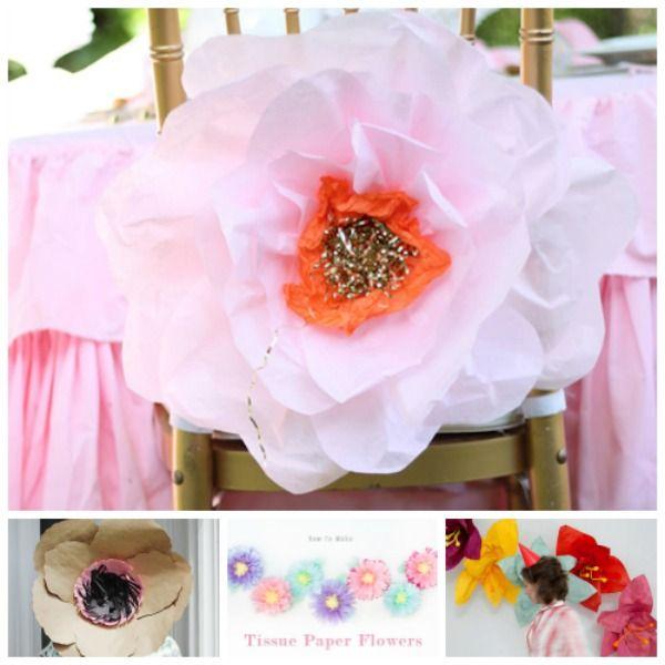 Best 25 hacer flores de papel ideas on pinterest flores - Como hacer manualidades de papel ...