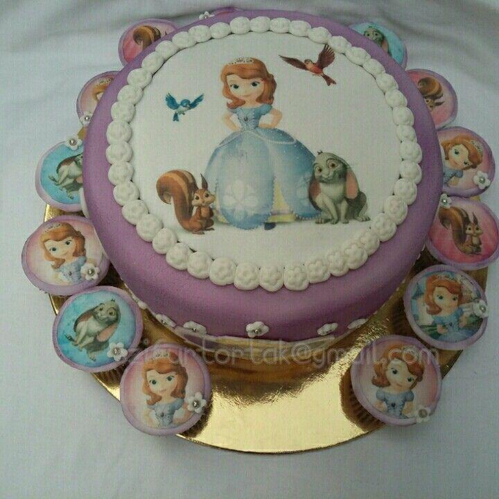 Sophia cake #szifurtortak