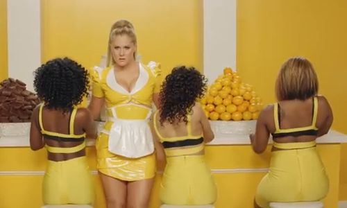 Video: Amy Schumer's Hilarious Milk Milk Lemonade Makes Rap Look Stupid