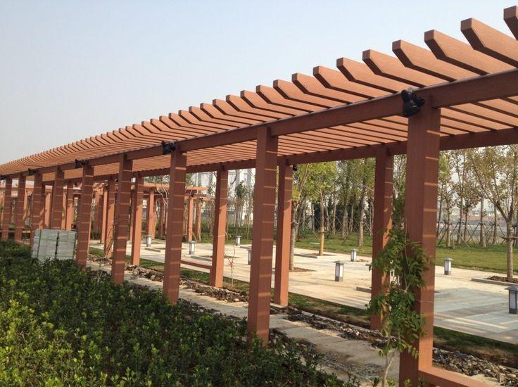 Outdoor Wpc Pergola Price | WPC Landscape | Pinterest | Pergolas, Plastic  Lumber And Pergola Kits