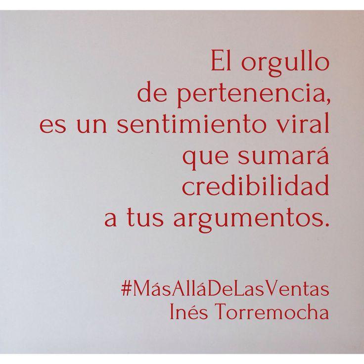 Compromiso. #MasAllaDeLasVentas #citas
