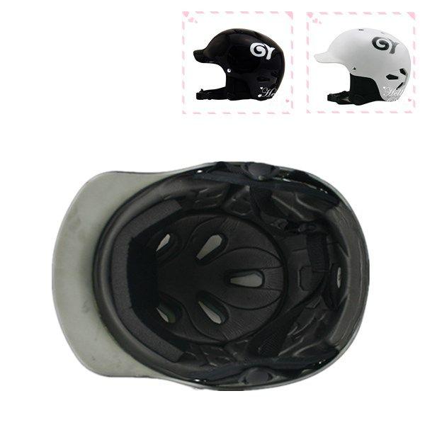 Каяк велосипедный шлем одобренное се ACE воды шлем голова защитные взрослых abs безопасности спортивных шлем скейт мужские женский черный белый