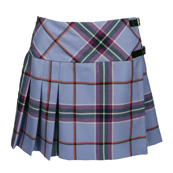Ladies Billie Kilt, World Peace Tartan