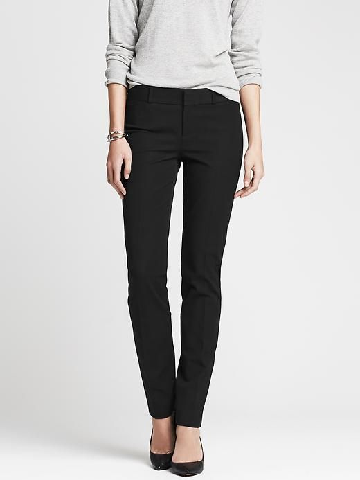 Sloan-Fit Slim Ankle Pant | Banana Republic