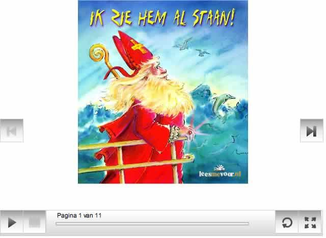 Digitaal prentenboek ik zie hem al staan |Pinned from PinTo for iPad|