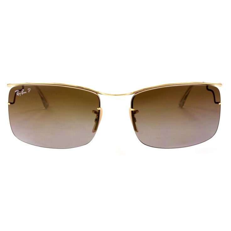 Óculos Ray-Ban RB3499 001/T5 58 Polarized
