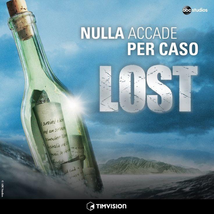 Non è vero che nulla accade per caso?  Durante le 6 stagioni di #Lost cambierete idea! #TIMvision #serietv