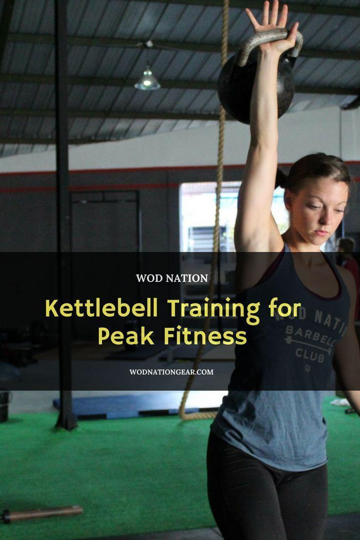Kettlebell Training For Peak Fitness Crossfit Peakfitness