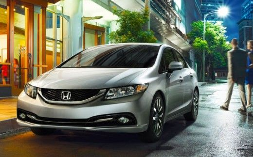 2015 Honda Civic Sedan Silver// sorry I had to.. luxury or not idc it's hot;);)