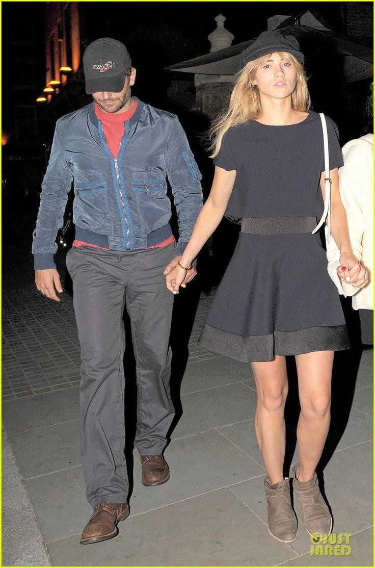 Bradley Cooper  Girlfriend Suki Waterhouse Are The -4330