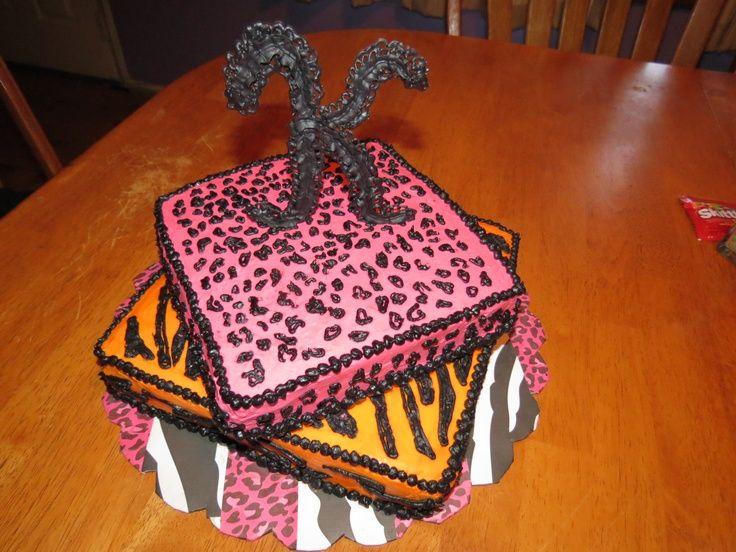 10 Year Old Cakes 10 year old girls birthday cake