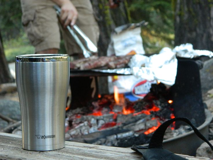 Our Stainless Tumbler (SX-DA45/60) is double wall vacuum insulated so your beer stays cold and your coffee stays hot. The SlickSteel® electro-polished interior is also easy to clean, ideal for camping and other outdoor activities where a quick rinse is the best you can do.