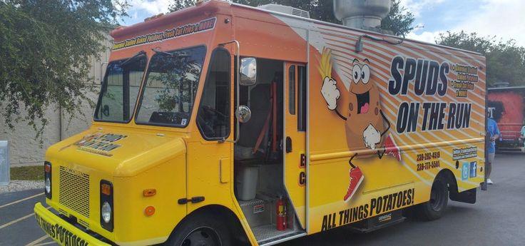 Food Trucks For Sale | Finance, Buy & Lease Custom Food Trucks | Food ...