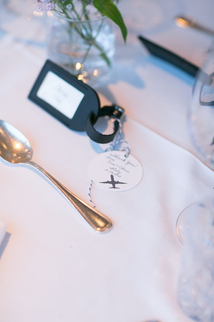 Guests Table Tag & Wedding Gift
