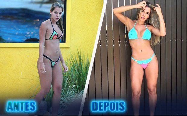 Ex-BBBs Adriana, Priscila, Paulinha e Michelly contam como ficaram mais bonitas depois do reality
