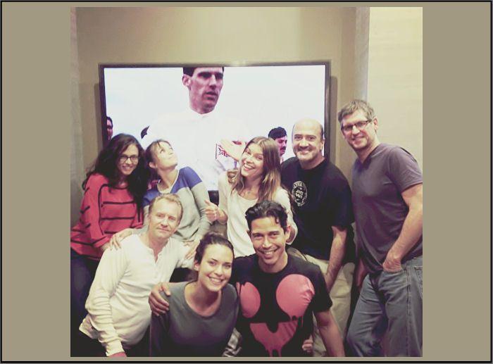 Banshee Cast.