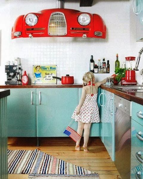 Vintage Kitchen Hood: 17 Best Images About Upcycle Car Parts - Reuse Recycle Repurpose DIY On Pinterest