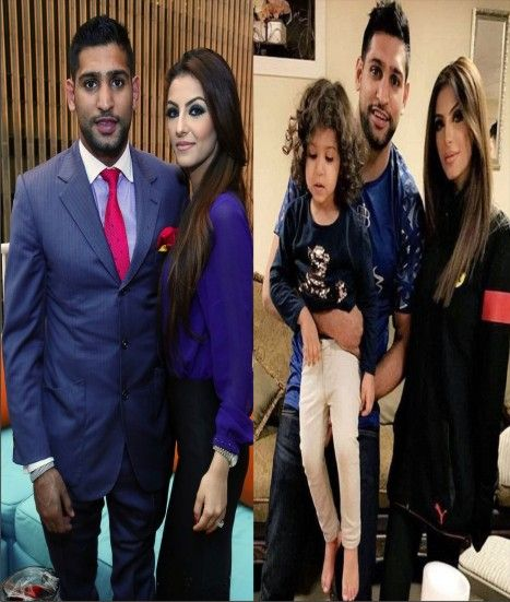 Amir Khan announces he WILL divorce pregnant wife Faryal Makhdoom despite her pleas to save marriage  http://ift.tt/2wavRTC