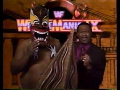 Kamala and Slick Promo on Bam Bam Bigelow (03-27-1993)