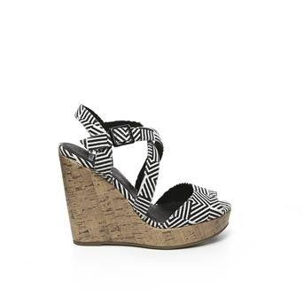Manfield - multi color sandaletten  #hogehakken #highheels