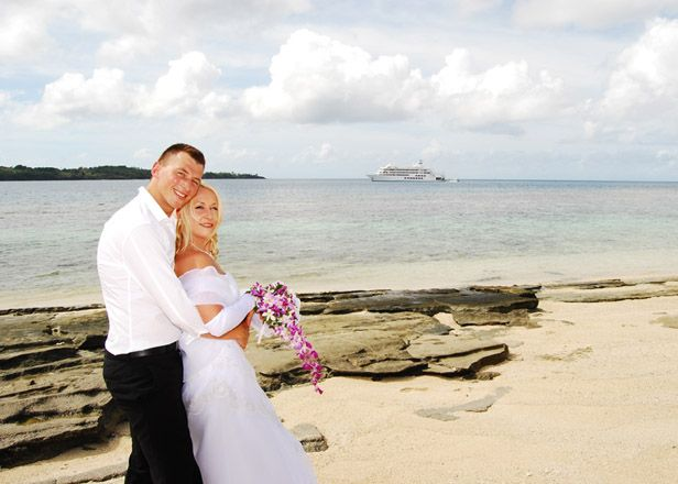 Fiji Weddings Island Wedding Packages All Inclusive