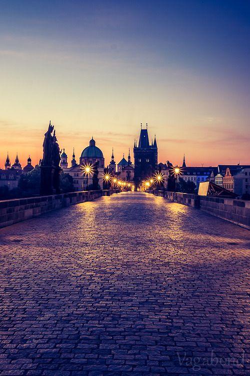 Charles Bridge, Prague, Czechia
