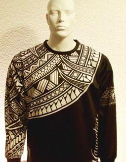 Samoan Tongan Hawaiian Tatau Design
