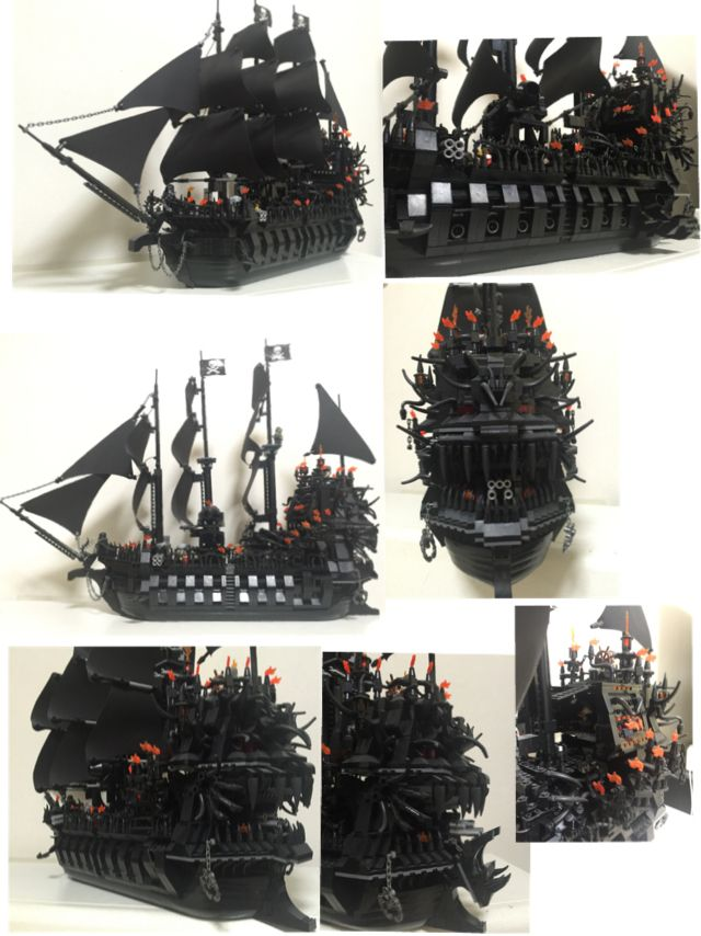 LEGO Pirate Ship                                                                                                                                                                                 More