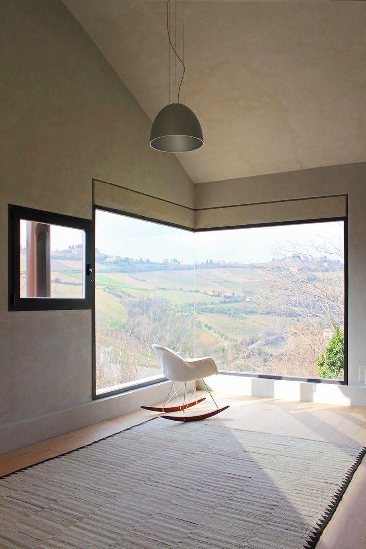 Corner Window! Modern Design