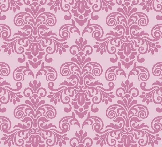 Download Free Pink Vintage Floral Pattern Background 05 under the free Vector Background category(ies) at TitanUI.CoM!