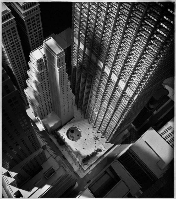 AD Classics: Chase Manhattan Plaza / SOM LA p161 – ArchDaily