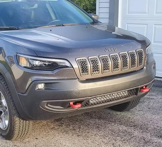 2014 2020 Jeep Cherokee Kl Trailhawk W O Driver Assist Lower