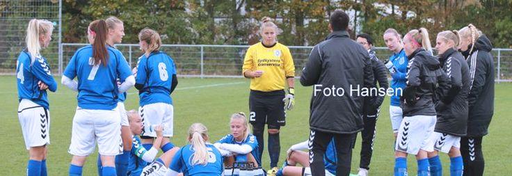 Greve Fodbold Kvinder 2.hold