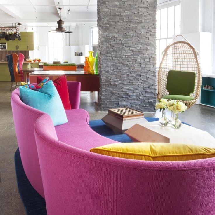 Decoholic » Cooper Square Loft by Christopher Coleman Interior Design