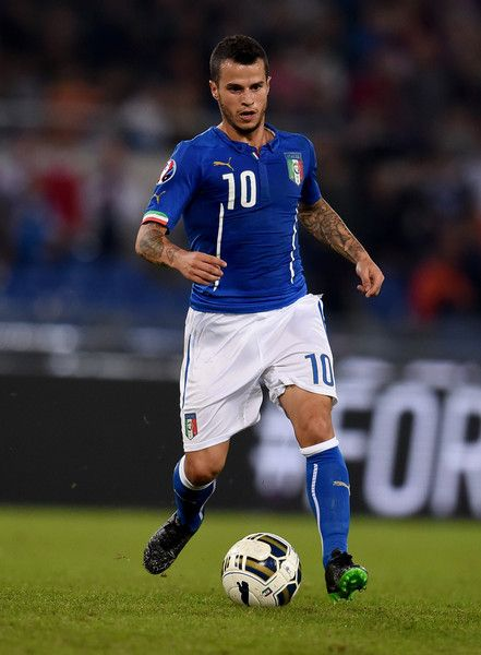 Sebastian Giovinco Photos Photos - Sebastian Giovinco of Italy in action during the UEFA EURO 2016 Qualifier between Italy and Norway at Olimpico Stadium on October 13, 2015 in Rome, Italy. - Italy v Norway - UEFA EURO 2016 Qualifier