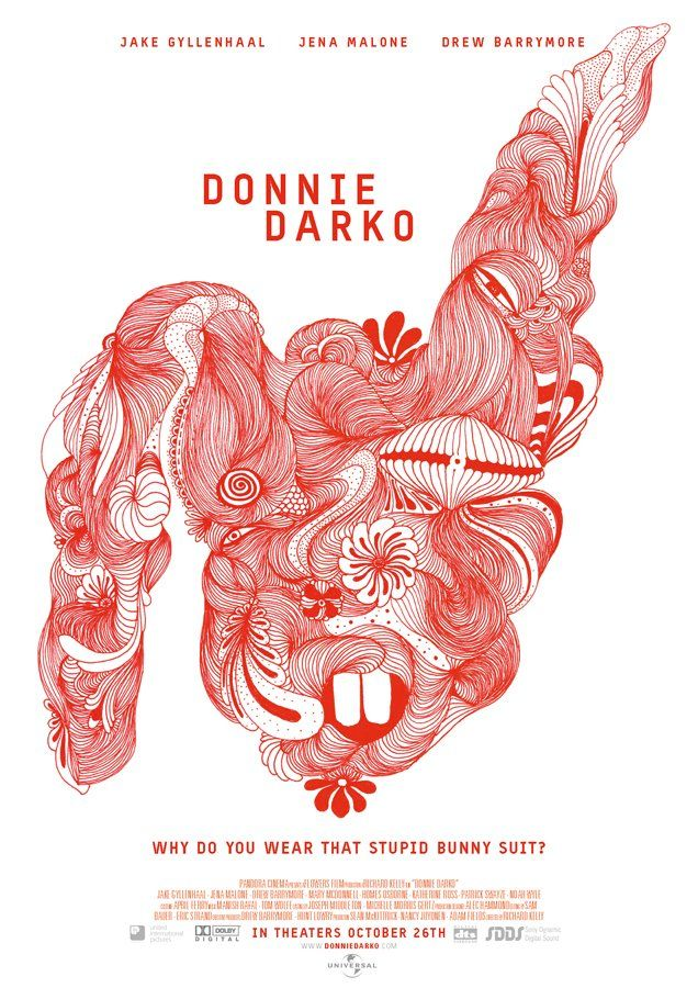 Donnie Darko - movie poster