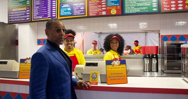 Breaking Bad Restaurant Los Pollos Hermanos Pops Up in LA & NYC -- Fans in New York and Los Angeles can taste Gus' famous Los Pollos Hermanos curry fries in new pop-up restaurants for Better Call Saul Season 3. -- http://tvweb.com/better-call-saul-los-pollos-hermanos-new-york-los-angeles/