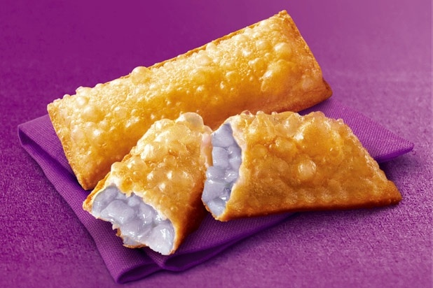 5 Craziest McDonald's Pies — Taro Pie - we actually had these on the Big Island Hawaii..they were fabulous! I crave them now!