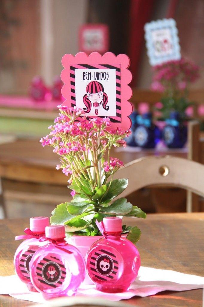 Tema de festa: Monster High - Mil dicas de mãe : Mil dicas de mãe